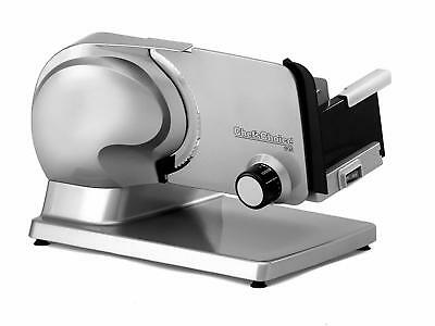 Chef's Choice Electric Meat Slicer Deli Electric Food Slicer Home Cutter Machine