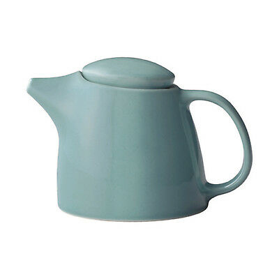 NEW Kinto Topo Porcelain Teapot 400ml : Blue
