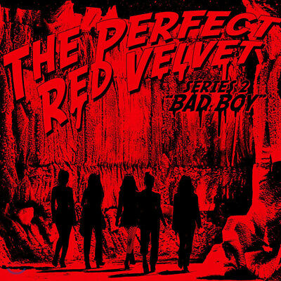 RED VELVET 2th Repackage Album [The Perfect Red Velvet] CD+Photobook+Random Card