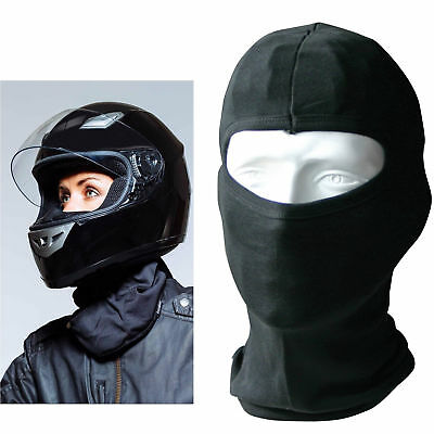 Winter Outdoor Motorcycle Skiing Hood Windproof Warm Full Face Mask Cotton