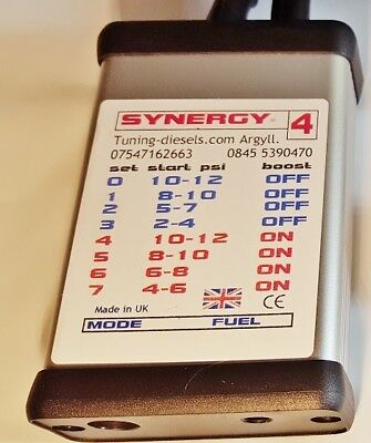 RANGE ROVER P38 2.5l 6CYL TUNING CHIP BOX + HOT START HELPER. SYNERGY 4HSF