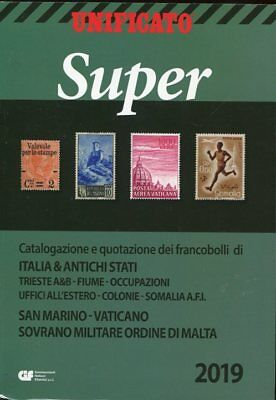 Catalogo UNIFICATO SUPER 2019