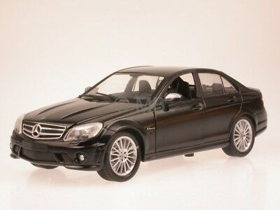 Mercedes W204 C-Class C63AMG sw diecast model car NewRay 1/24