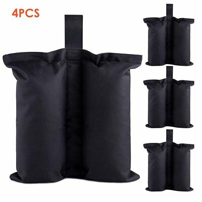 4PCS Stitched Weights Tent Bag Leg Pop up Canopy Tent Weighted Feet Bag Sand Bag