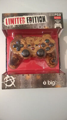 Big Ben WLAN Controller SOLDIER in OVP f SONY PS3 /PC Gamepad guter Z.  wireless