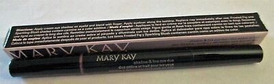 Mary Kay Shadow & Line Duo (Frosted Fig)