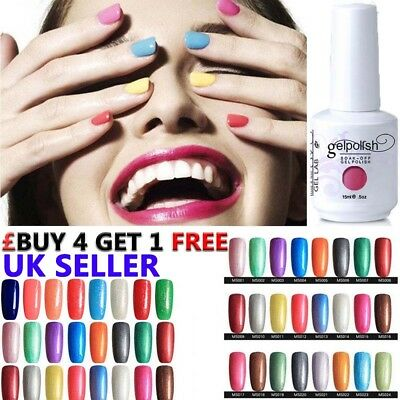 GEL LAB Candy Color Gel Polish Top Base Coat Manicure Varnish Lacquer Form UK