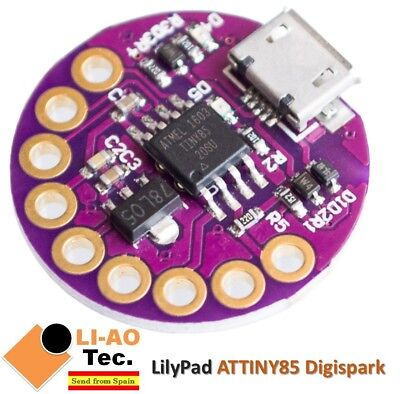 LilyPad ATTINY85 Digispark Wearable device NANO for Arduino
