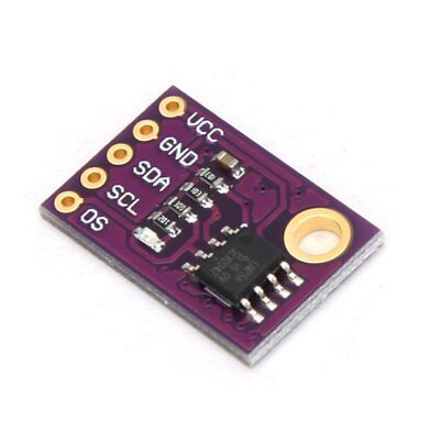 LM75A Temperature Sensor High-speed I2C Interface Development Board Module TV
