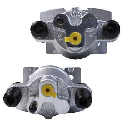 New Pair Rear Left and Right Brake Calipers Set fits Ford F-150 Lincoln Mark LT