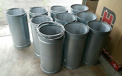 """Type B Gas Vent Hart & Cooley Metlvent 14""""x30"""" HVAC Shipping Available  #1014"""