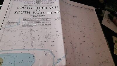 Admirality Map 5043 - South Foreland to South Falls Head