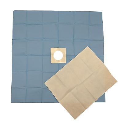 Instramed Fenestrated Drape & Towel Pack