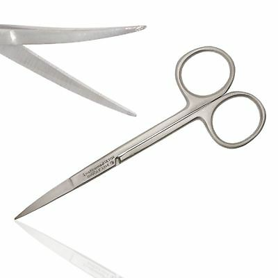 Instramed Medical Surgical Iris Scissors | 11.5cm | Curved | Metal | Sterile