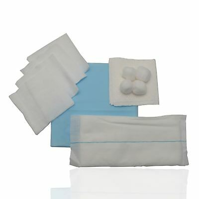 Instramed Medical Drug Tarrif Dressing Pack with Non woven Swabs - Spec 35