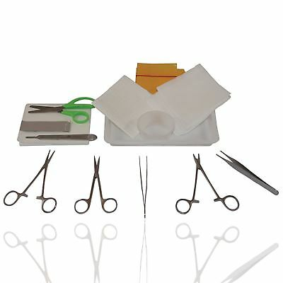 Instramed Medical Surgical Sterile Minor Surgery Pack | Standard