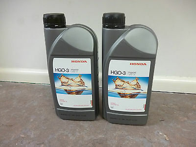 Honda S2000 Genuine Rear Diff Oil (1999 to 2009)