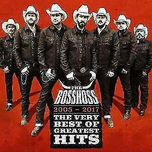 CD - THE BOSSHOSS - The Very Best Of Greatest Hits 2005-2017 - NEU - OVP