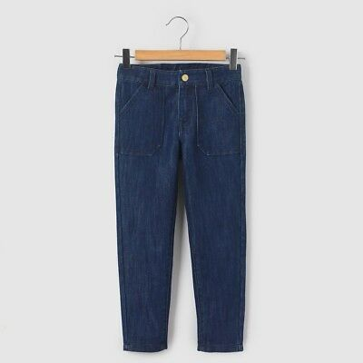 La Redoute Collections Bambina Jeans Cargo 312 Anni