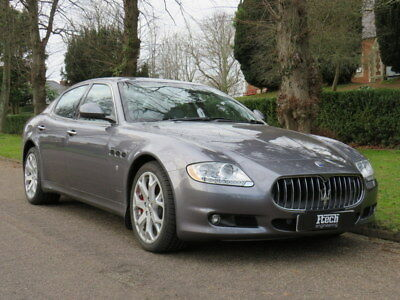 2009 Maserati Quattroporte 4.7 S Auto - Facelift model, High spec, Low miles.