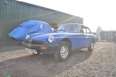 1976 Mg Mgb Gt Mgbgt Tax & Mot Exempt *deposit Taken Please See Our Other Items*