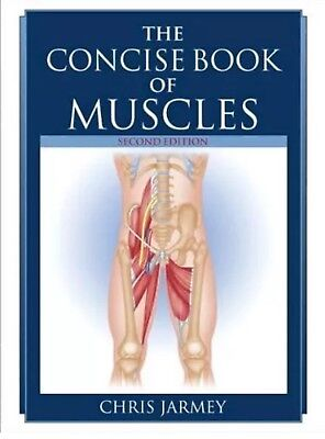 The Concise Book of Muscles 2nd(Second) edition by C. Ja