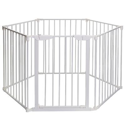 Dreambaby Baby / Kids Mayfair Converta Playpen Gate White F2020/F2020BB