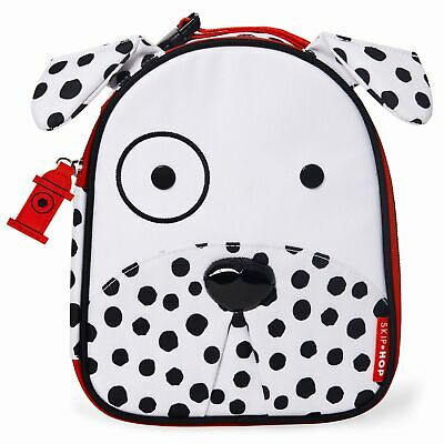 Skip Hop Baby / Kids / Childs Zoo Lunchie Insulated Lunch Bag Dalmation 212139