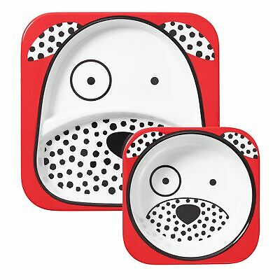 Skip Hop Baby / Kids / Childs Zoo Tableware Dalmation 252223