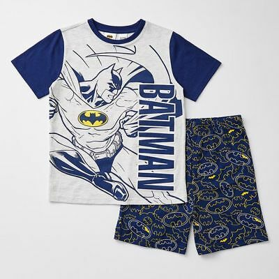 NEW Batman Print Pyjama Set Kids