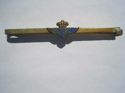 Vintage KLM Airlines Tie Clasp or Bar 1950s?