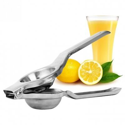 (21cmx6.6cm) - Lemon Squeezer, Danibos Stainless Steel Citrus Juicer Hand Held