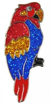 Navika Parrot Glitzy Ball Marker with Hat Clip. Navika USA Inc.. Free Delivery
