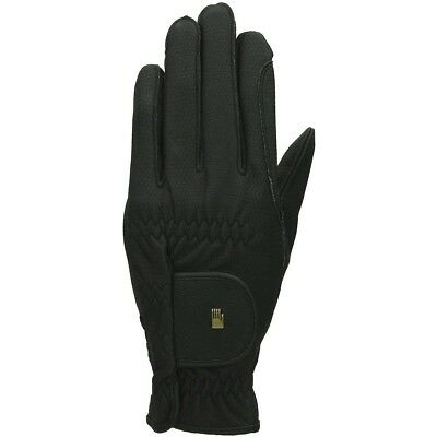 (Black, 8.5) - Roeckl Winter Chester Gloves. Shipping Included