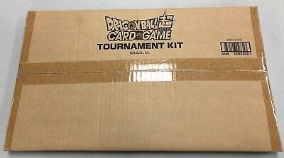 DBS Dragon Ball Z Super Card Game CCG Tournament Kit Vol 1 Sealed  ONLY 1 LEFT!
