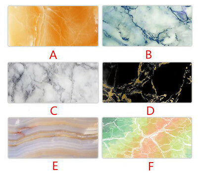 Marble Extra Large Anti-Skid Mousepad Laptop PC Mat Gaming Mouse Pad 800*300MM