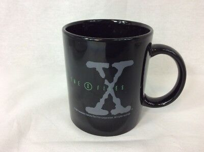 X-FILES The Truth Is Out There Coffee Mug Cup 1994