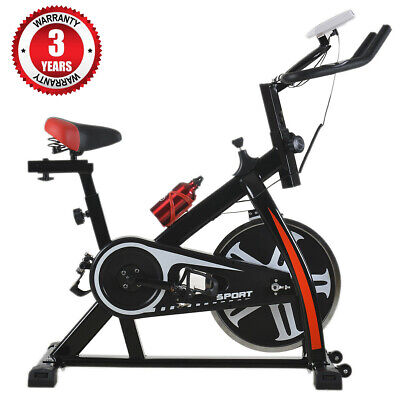 Exercise Bike Health Fitness Indoor Cycling Bicycle Cardio Workout Home Indoor