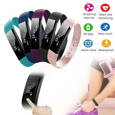 New Kid&Adult Smart Bracelet Watch Fitness Activity Tracker Monitor Pedometer