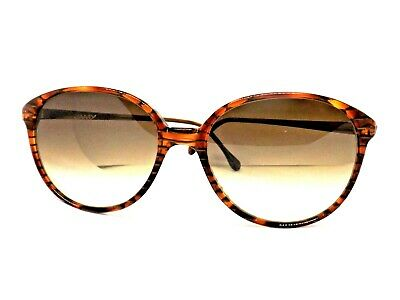 Occhiali Da Sole Vintage Sunglasses  L'amy Donna Anni 90 Woman Marroni Sfunmati