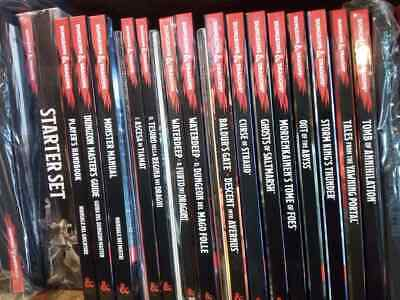 D&D Dungeons & Dragons 5.0 5 V Fifth Edition