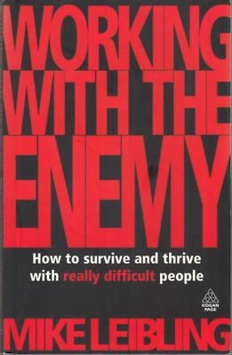 Working with the Enemy : Volume 1 : Mike Leibling