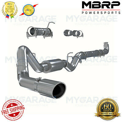 MBRP For 01-07 Chevy/GMC Duramax 6.6 Diesel Turbo Down Pipe Exhaust S6004409