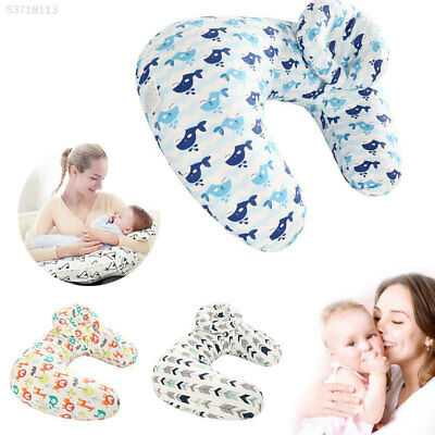 722E Cotton Mother Breast Baby Feeding Pillow Soft Babies Pillow Maternity