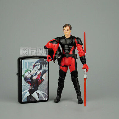 """3.75"""" Star Wars Series  the Empire Red Guard Action  Figure Toy #001"""