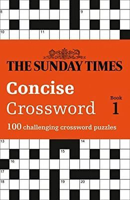 The Sunday Times Concise Crossword Book 1: 100