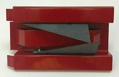 "AmCraft 1100 RED 1"" 90° V Kerfing Tool for Duct Board"