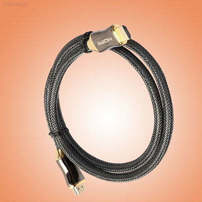 6123 1.5m Ultra HD HDMI Cable High Speed Ethernet HDTV 2160P 4K 3D Media Audio