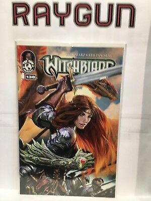 Witchblade #138 Cover A NM- 1st Print Image Top Cow Comics
