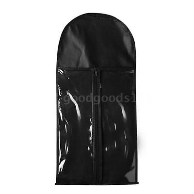 Hair Extensions Storage Bag Durable Hair Wig Carrier Case With Zipper E6P2